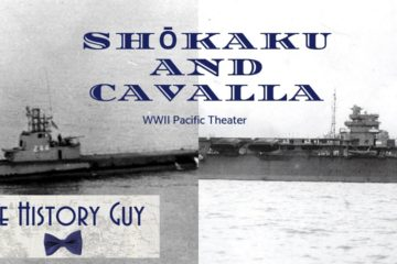 Imperial Japanese Navy, Shōkaku, encountered a US submarine, Cavalla,