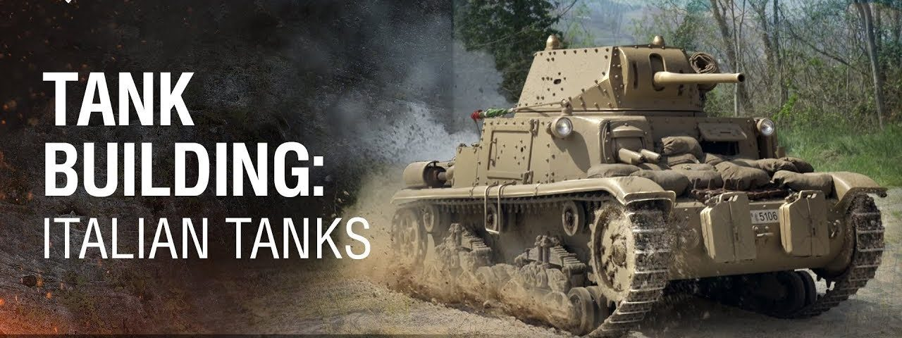 The Italians were among the first five countries to begin production of tanks. They immediately left their mark in engineering history when they first implemented some new solutions, which subsequently became standard, in the FIAT 2000. The history of Italian tank