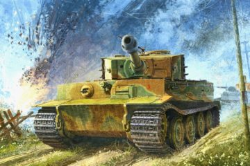 tiger-Normandy