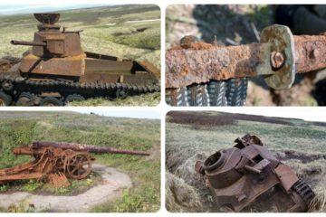 Abandoned Japanese Bases