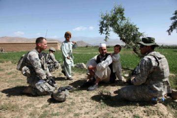 Counterinsurgency in Afghanistan