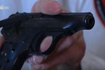 The Mystery of Hitler's Missing Pistol