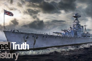How Did The Bismarck Manage To Sink HMS Hood So Quickly?
