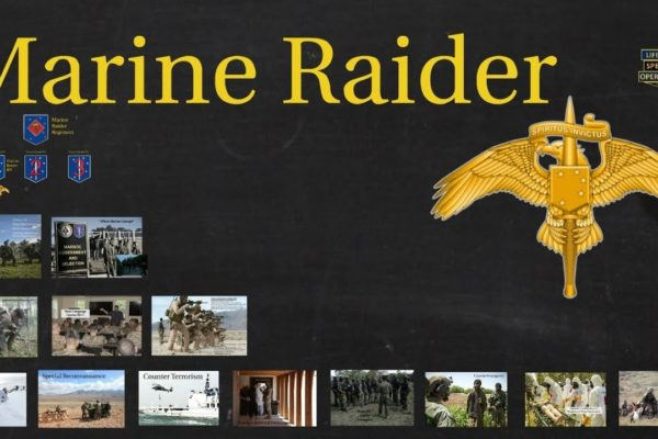 MARSOC Raiders Explained