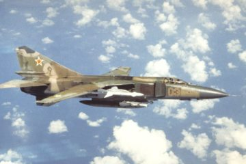"The MiG that ""Invaded"" the West"