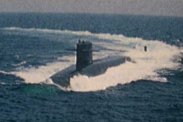 Rogue Soviet Sub