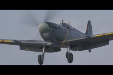 Spitfire Into The Fire