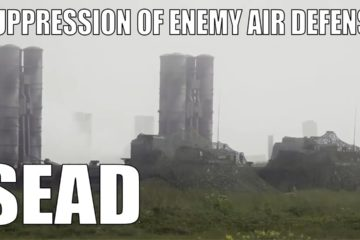 Suppression of Enemy Air Defense