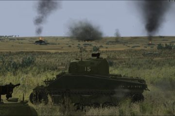 Tank Battles of Tunisia
