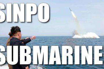 The Sinpo Class Submarine