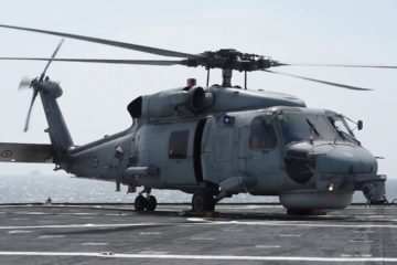Turkish Navy S70 B Seahawk Helicopter