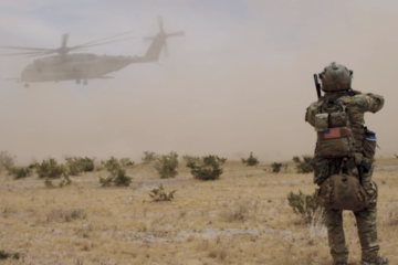 U.S. 7th Special Forces Group (Airborne) Conduct Training Operations