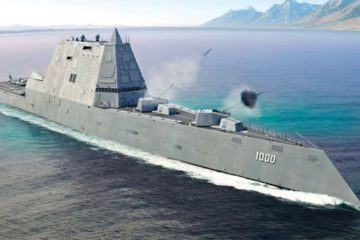 The USS Zumwalt - The War Machine Fit for a Superhero