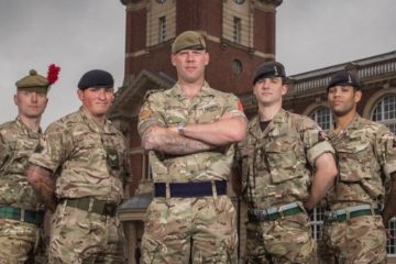 What It Takes To Become A Leader In The British Army