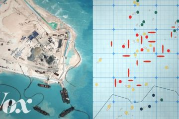 China claims they aren't military bases, but their actions say otherwise.