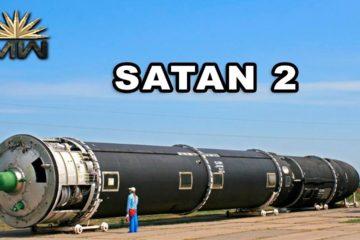 Satan 2 Nuclear Weapons