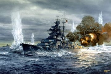Mega Disasters – The Bismarck