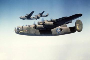 B-24_Liberators