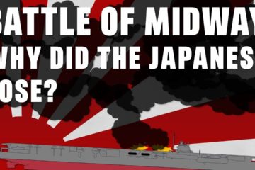 The Battle of Midway (1942) has been by some described as a turning point in the Pacific War.
