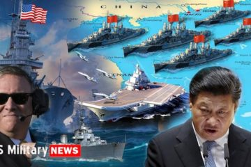 China Panic (July 31, 2019) - POMPEO Urged to Block Beijing's aggression in South China Sea