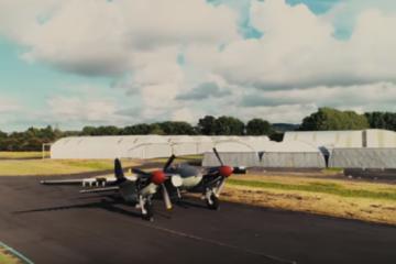 Lewis Air Legends