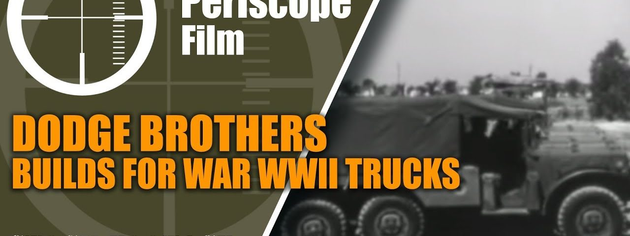 Dodge Brothers Builds for War