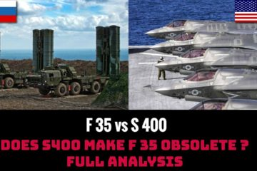 Does S400 Makes F 35 Obsolete