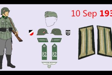 Evolution of the German Army Field Uniform