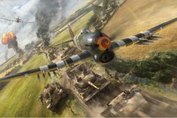 Hawker Typhoon Pilots WW2 - A Breed Apart - Documentary Film
