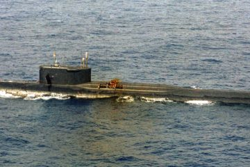 K-219 Soviet Submarine Missile Disaster