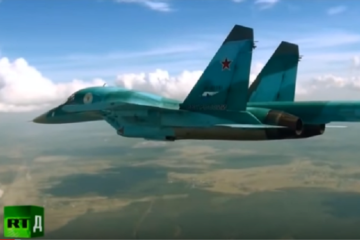 Russian Air Force Aircraft Documentry