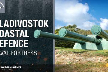 Naval Fortress: Vladivostok