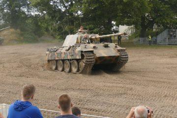 Panzer I + Panzer IV + Panther Ausf A - Stahl Auf Der Heide 2017