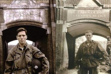 The Real Band of Brothers vs FILM - WW2