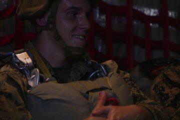 Secret to Life Have No Fear - U.S. Marines Parachute Training