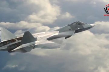 Stealth War - Russia's New Su-57 vs. America's F-22 Raptor