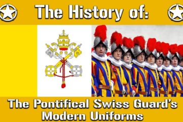 Swiss Guard's Modern Uniforms
