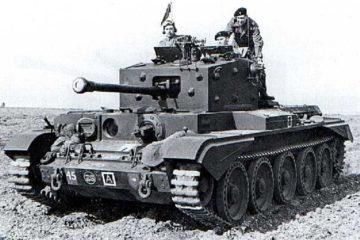 The Cromwell Tank