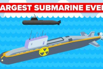 The Deadliest Submarine the USSR Ever Built