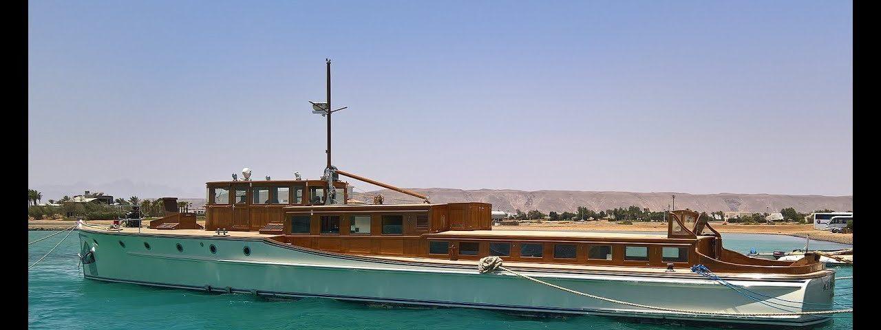 Hermann Göring's Yacht