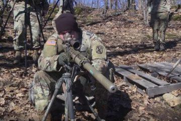 US Army National Guard – Mountain Rifleman Course