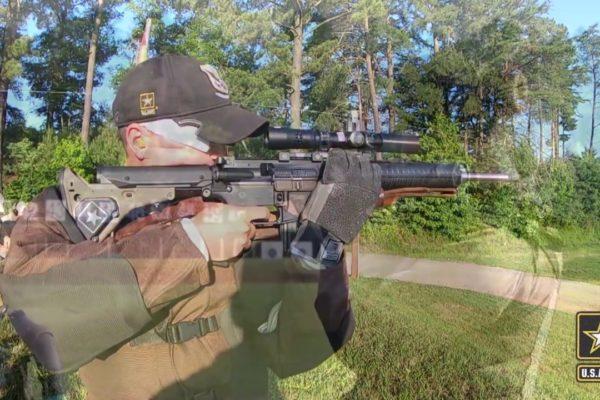 US Army Shooting Team