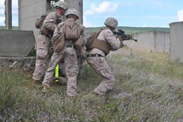 US FASTEUR Marines