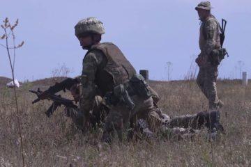US Marines - Hone their Infantry Skills - Sea Breeze July 2019