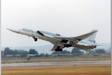 The Tupolev Tu-22M