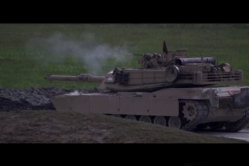 2nd Tank Battalion Live Fire