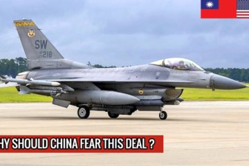 66 F- 16s - To Be Sold to Taiwan By U.S!