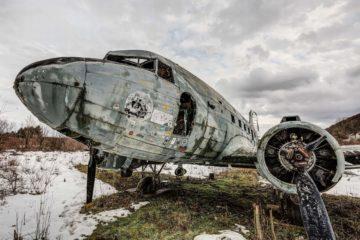 Abandoned Europe Base
