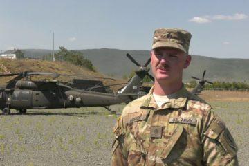 Aerial Gunnery Training