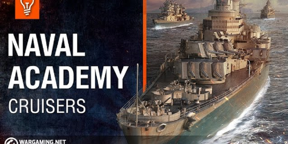 Naval Academy - United States Cruisers